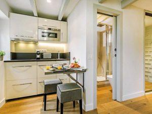 Cách bố trí nhà bếp và nhà vệ sinh như thế nào cho đẹp?