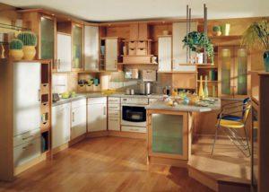 Thiết kế nhà bếp riêng biệt và những lưu ý bạn cần biết